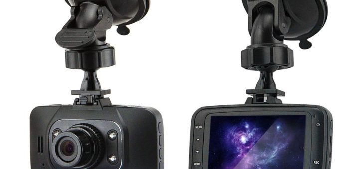 autokamera-dashcam-test